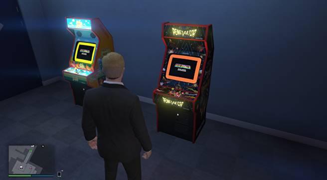GTA Online: Колку приходот на Аркада?  1