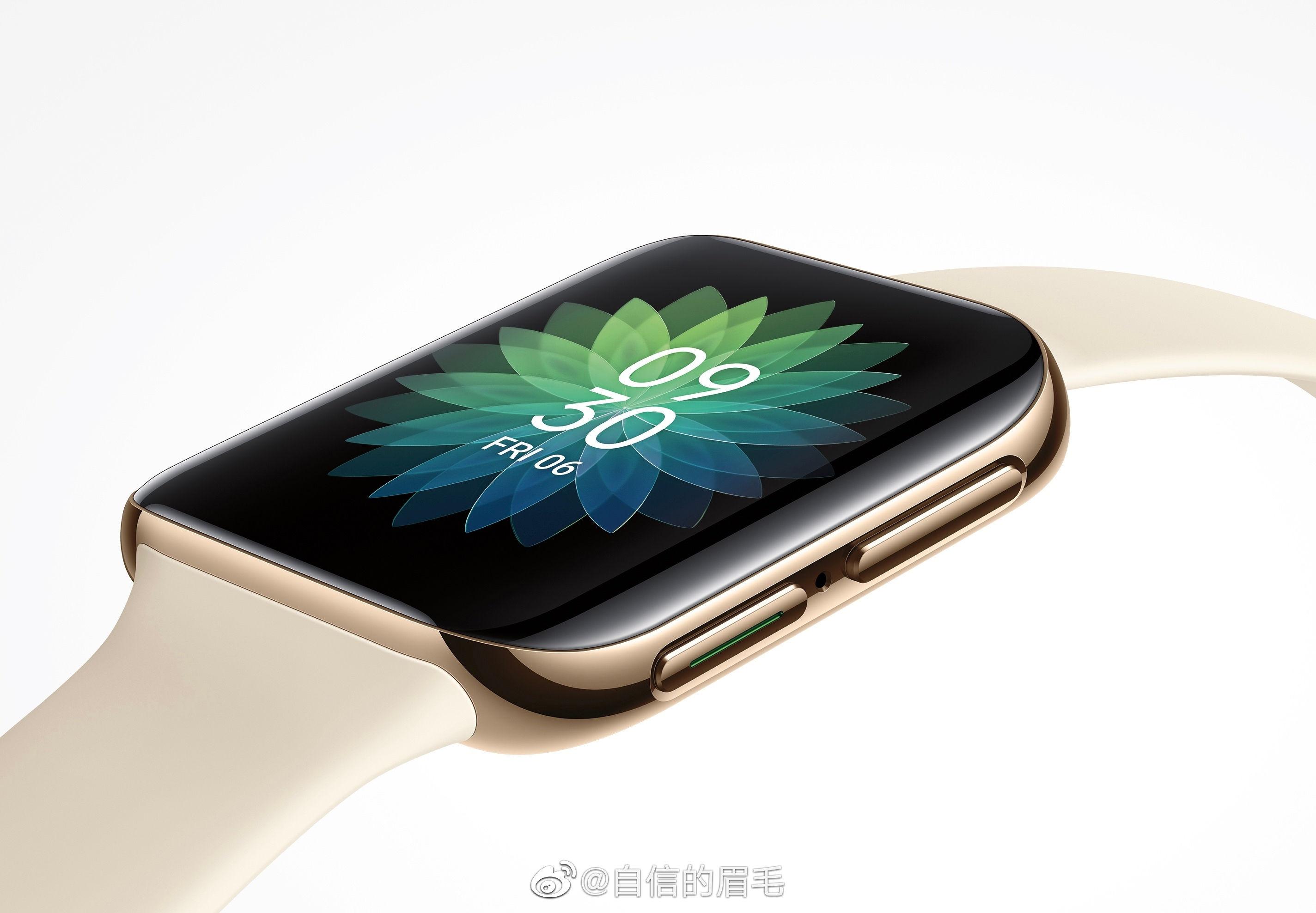 Oppo smartwatch го прави официјален