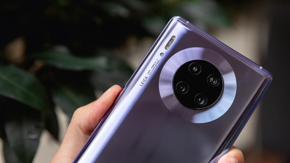 أعلنت شركة Huawei عن إصدار سابق لـ Huawei Mate 30 Pro في البرتغال 1