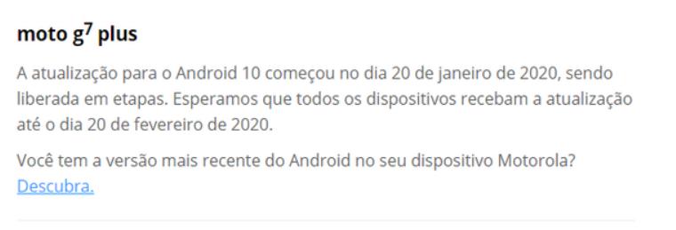 """Ова е втор телефон на """"Моторола"""" што се ажурира на Android 10 1"""