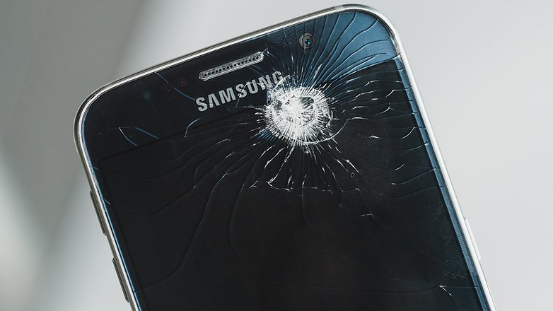 AndroidPIT ölü qalaktika s6 3080