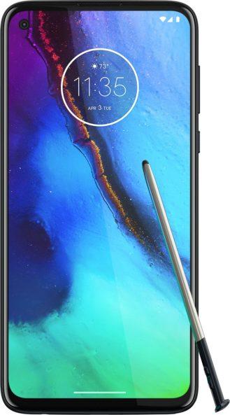 Según los informes, Motorola funciona en teléfonos con stylus 1