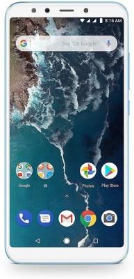 Mi A2 (Езеро Син, 128 GB) (6 GB RAM)