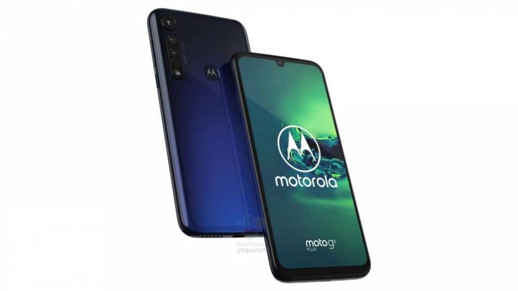Новиот рендерирање на претстојните Motorola Moto G8 и G8 Power ќе биде откриен 2
