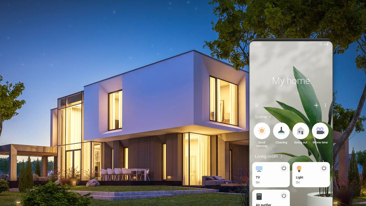 Samsung conectará el automóvil con sus otros electrodomésticos 1
