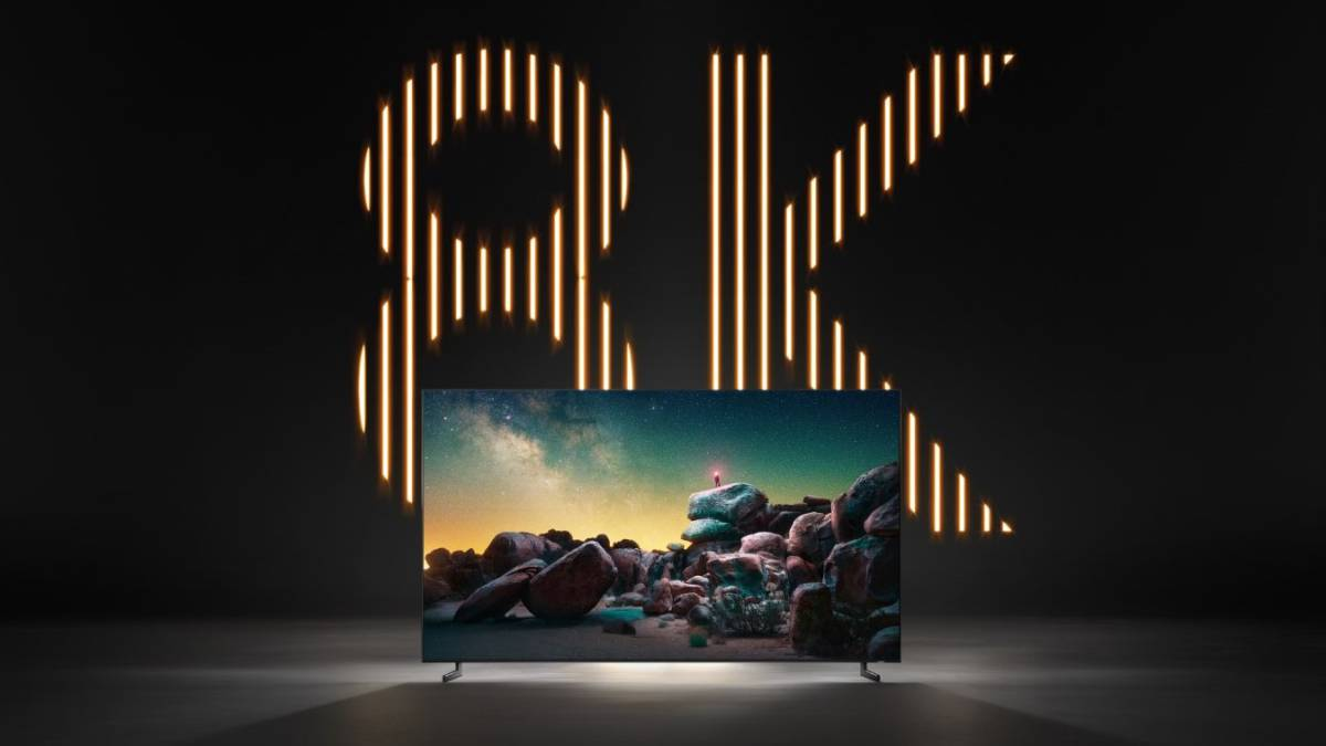 8K TV üçün ilk qlobal sertifikat doğulur 1
