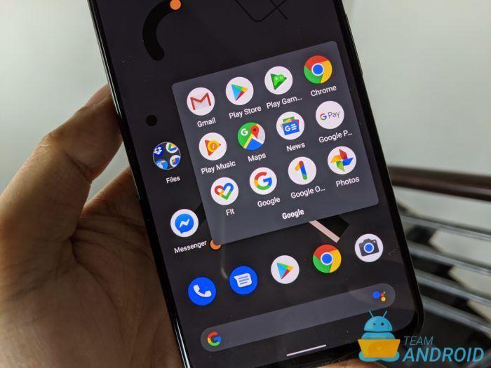 Dadlwythwch Android 10 Gapps