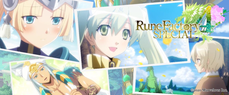 XSEED memamerkan gameplay bahasa Inggris dari Rune Factory 4 Special
