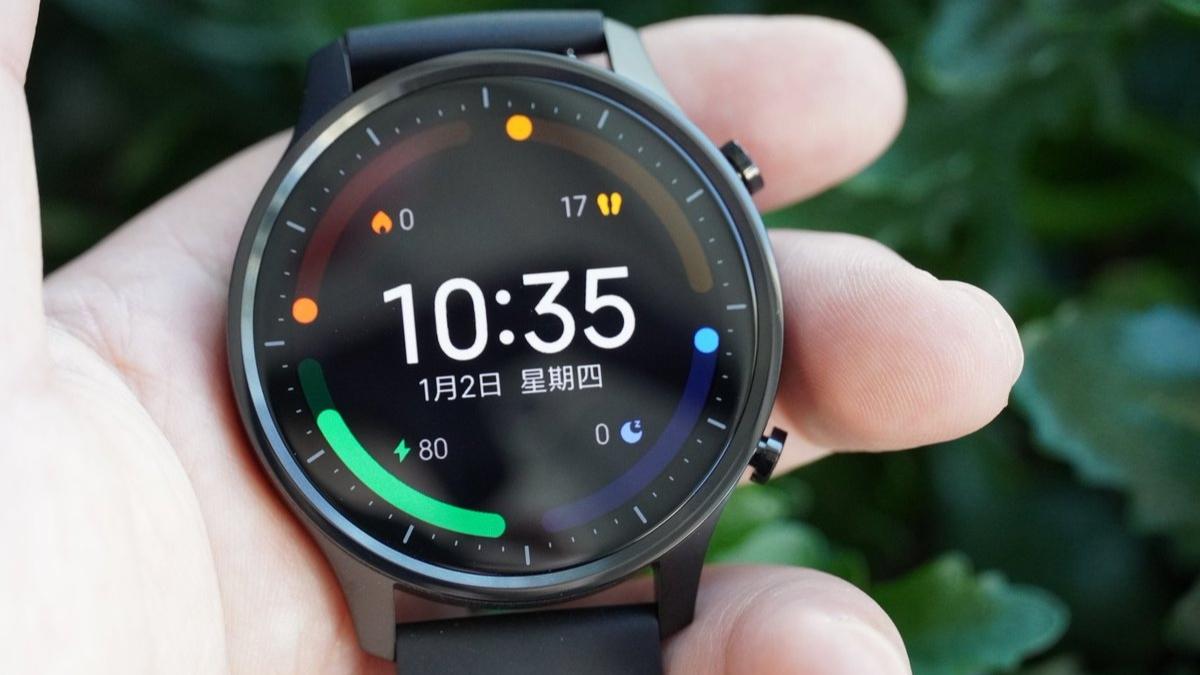 Xiaomi uvádza na trh inteligentné hodinky s okrúhlou obrazovkou pre 799 juanov 1