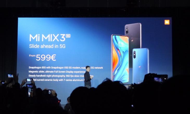 Xiaomi: ستكون جميع الهواتف الذكية التي تزيد قيمتها عن 250 يورو مزودة بـ 5G بحلول عام 2020 1