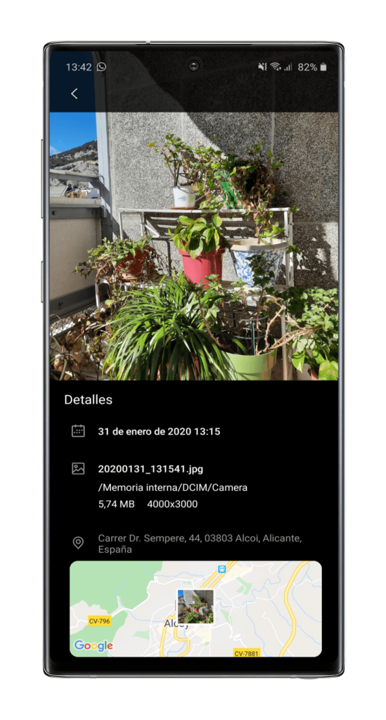 Las fotos de Google no se limitan a los teléfonos Samsung en calidad original 1