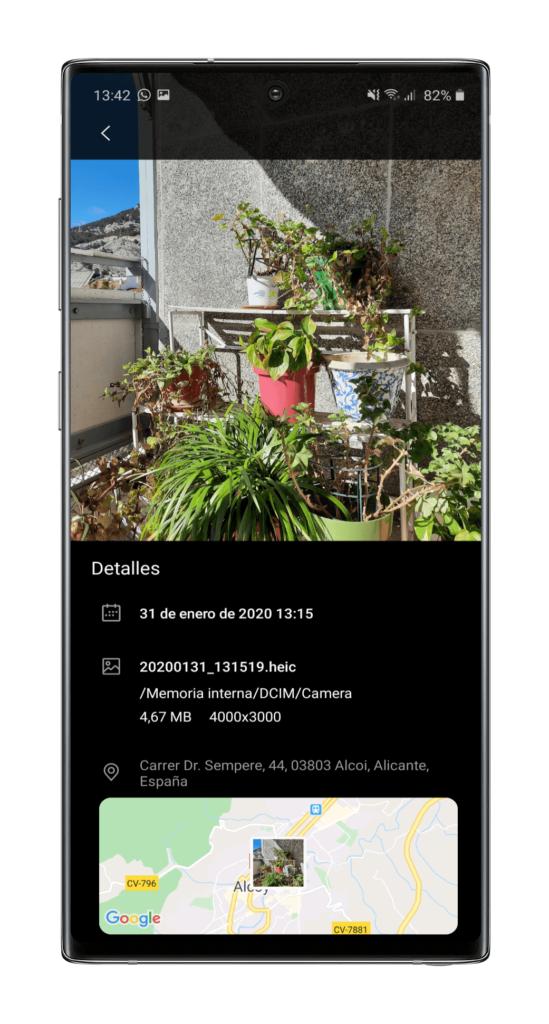 Las fotos de Google no se limitan a los teléfonos Samsung en calidad original 2