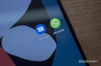 google pixel rcs whatsapp işarəsi ilə google mesajları 4 xl 2