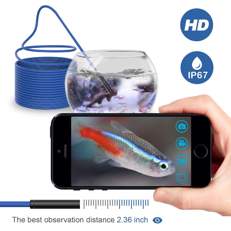 THZY Wireless Endoscope