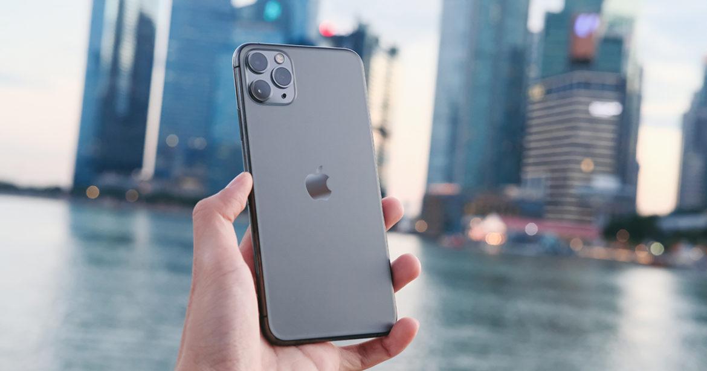 iPhone 11 pro portada 2020