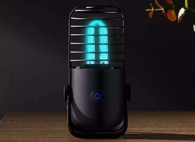 Xiaomi UVC lampası 2020-ci il koronavirusun məhv edilməsi üçün