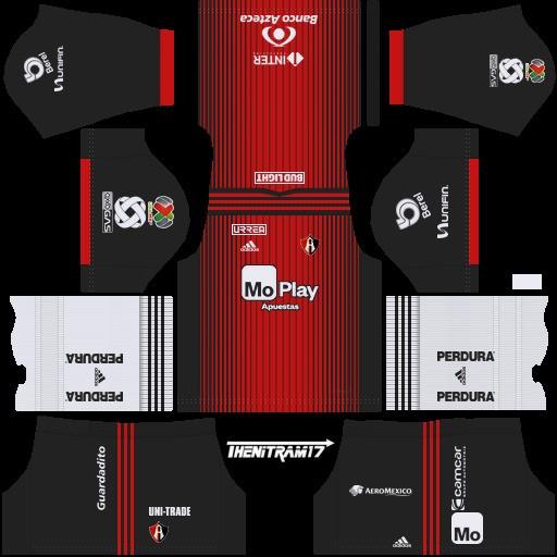 Kit Rumah Atlas FC
