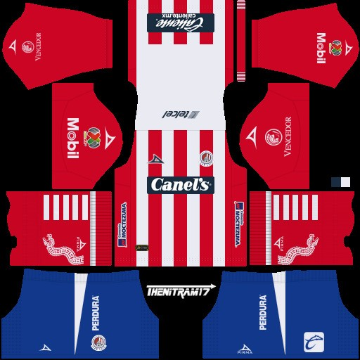 Kit Rumah Atlético San Luis