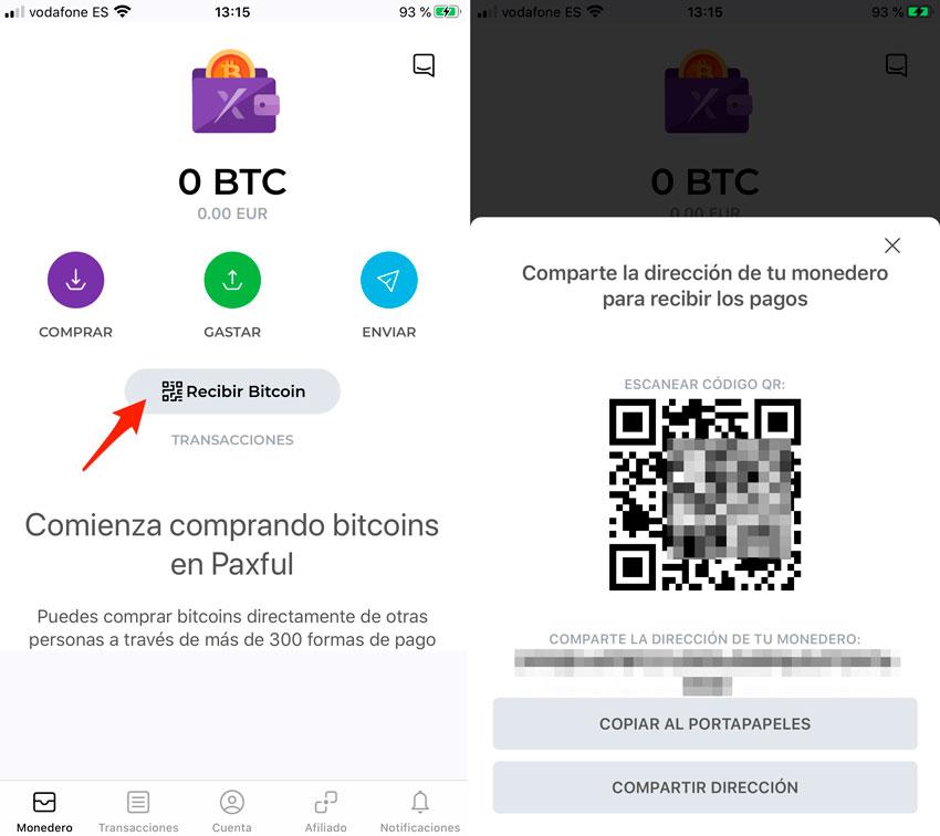 Prijmite bitcoíny