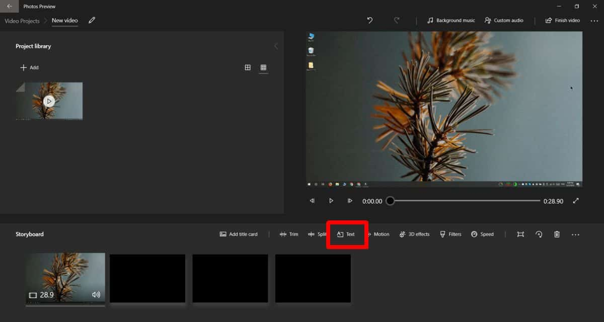 Cómo agregar subtítulos a videos en Windows 10 1