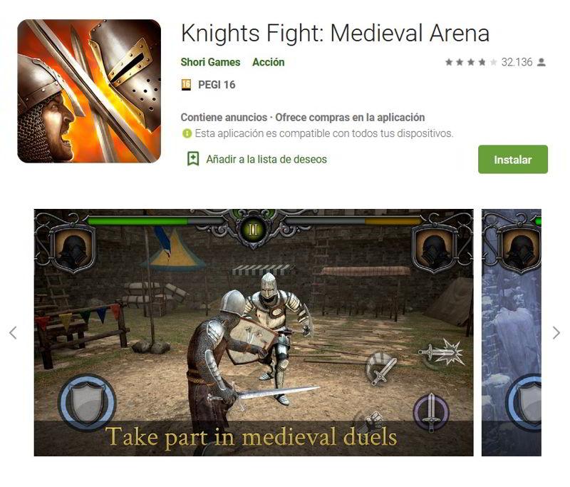 10 game pertempuran terbaik untuk Android 4