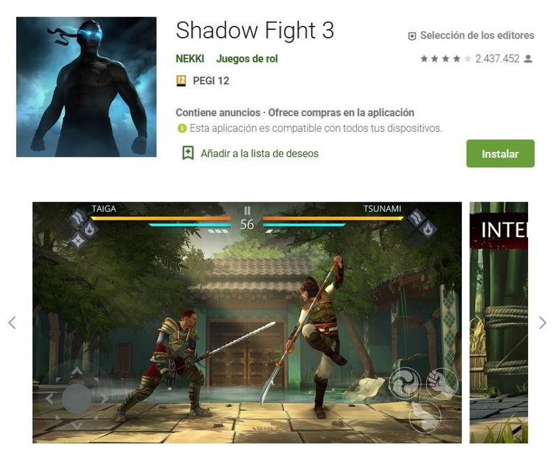 10 game pertempuran terbaik untuk Android 3
