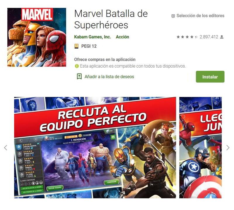 10 game pertempuran terbaik untuk Android 5