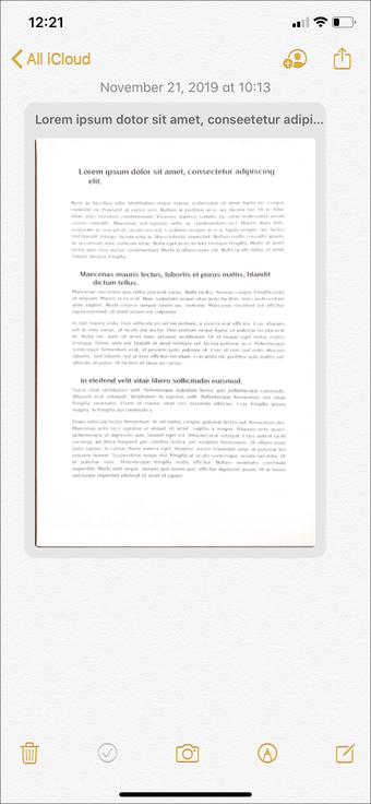Aplicación de escaneo de documentos de iPhone Ipad 23