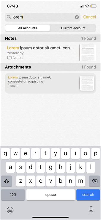 Aplicación de escaneo de documentos de iPhone Ipad 25