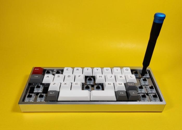 Custom Mechanical Keyboard Guide 32