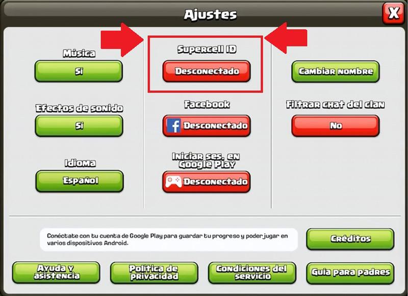 Bagaimana Cara Mengembalikan Akun Clash Of Clans Untuk Digunakan Di Ponsel Baru Saya