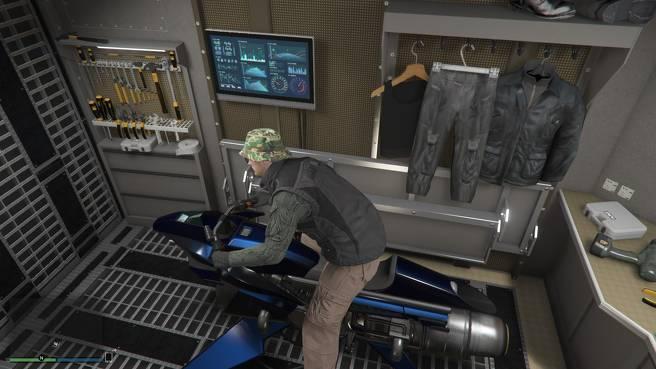 GTA Online: Terrorbyte'yi necə istifadə etmək və necə istifadə etmək olar 6