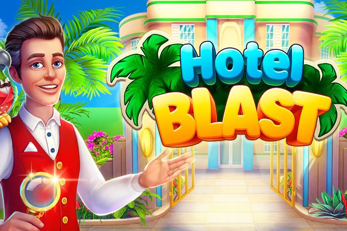 'Hotel Blast', permainan puzzle baru dengan dosis misterius, sekarang tersedia di iOS dan Android