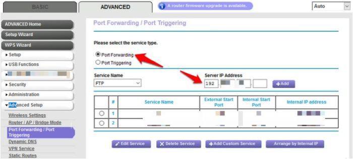 Získajte Imessage Android Airmessage Port Forwarding Router Device