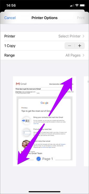 Simpan Email Sebagai Outlook Pdf Gmail Ios 10