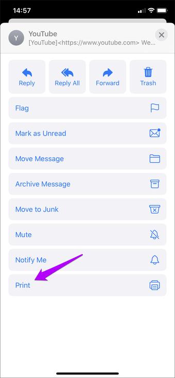 Simpan Email Sebagai Outlook Pdf Gmail Ios 14