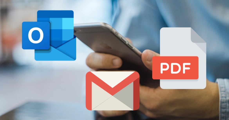 Cara Mencetak Email ke PDF di Outlook dan Gmail untuk iOS