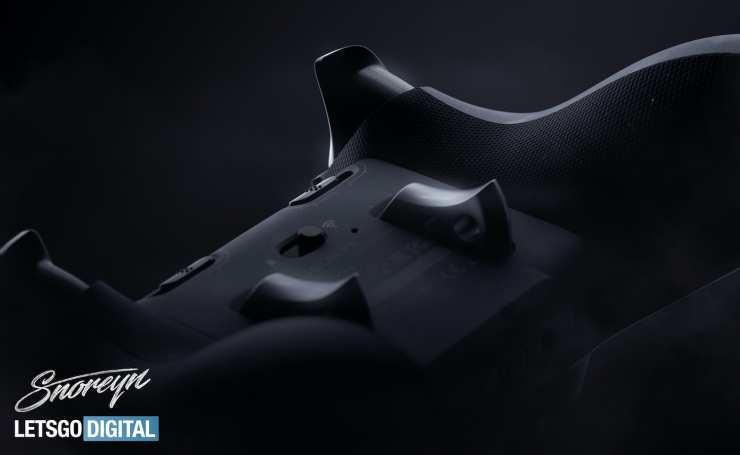 this concept imagines Dualshock 5 'Pro' 4