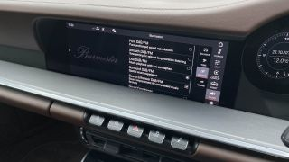 Burmester High-End Surround Sound System (2020 Porsche 911) ulasan 2