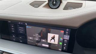 Burmester High-End Surround Sound System (2020 Porsche 911) ulasan 5