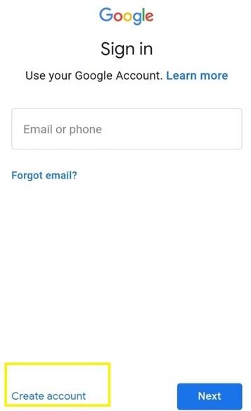 како да се користи gmail без телефонскиот број