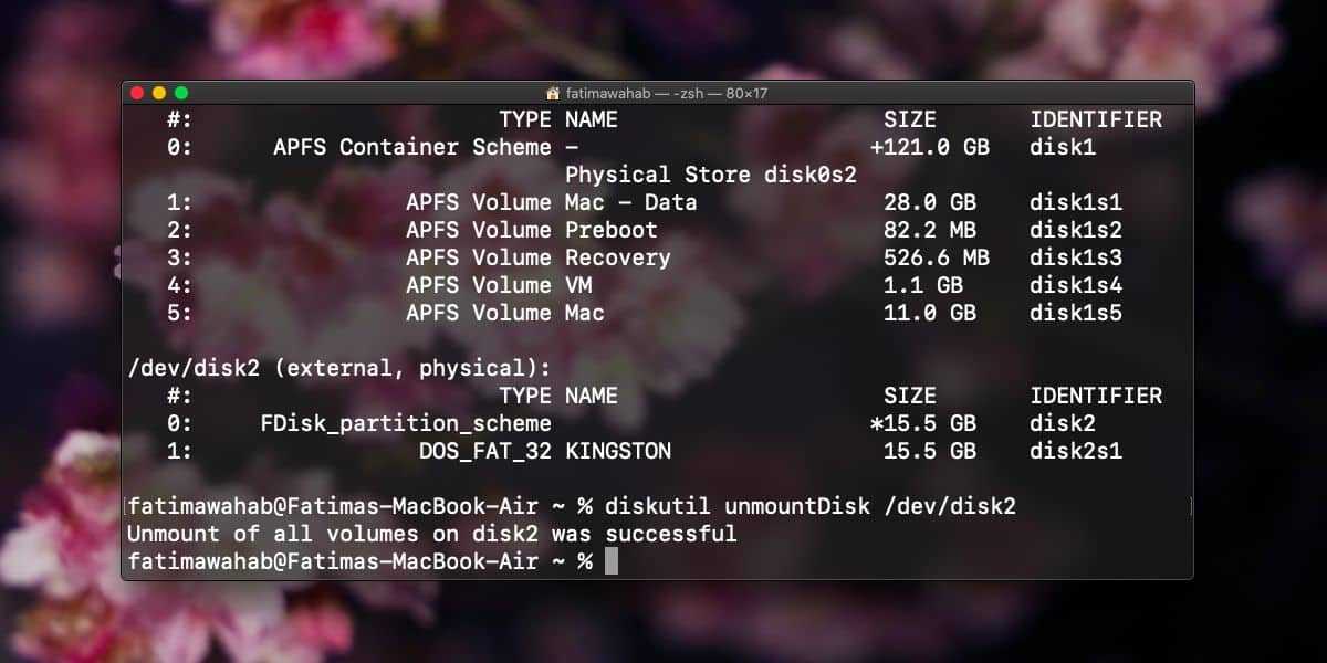 How to install a drive that was ejected without physically disconnecting it on macOS 1