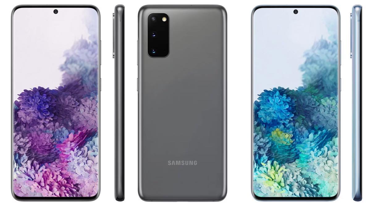 Samsung menandatangani paten yang menunjukkan layar di samping smartphone 1