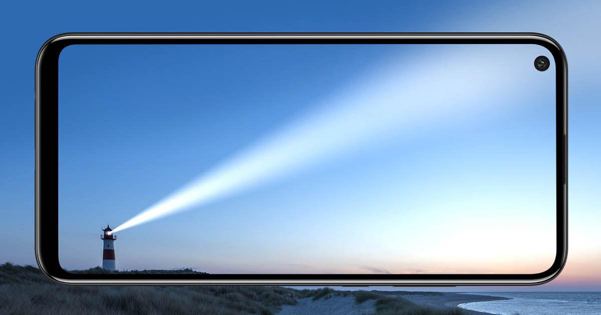 Екран Huawei Y7p