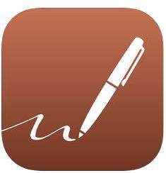 Najlepšie písanie rukou pre textové aplikácie pre iPhone