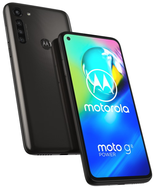 Motorola Moto G8 Power hadir dengan kamera quad dan baterai 5000 mAh