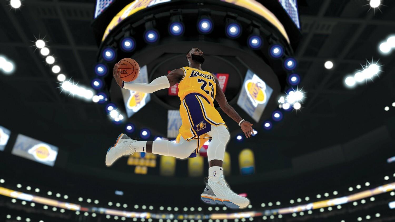 NBA 2K20 ace permainan video olahraga