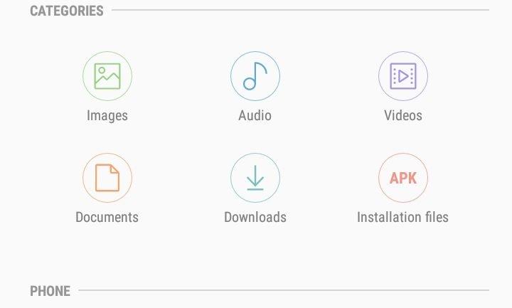 Android-də bir SD kartı necə istifadə edin - Faylları köçürün