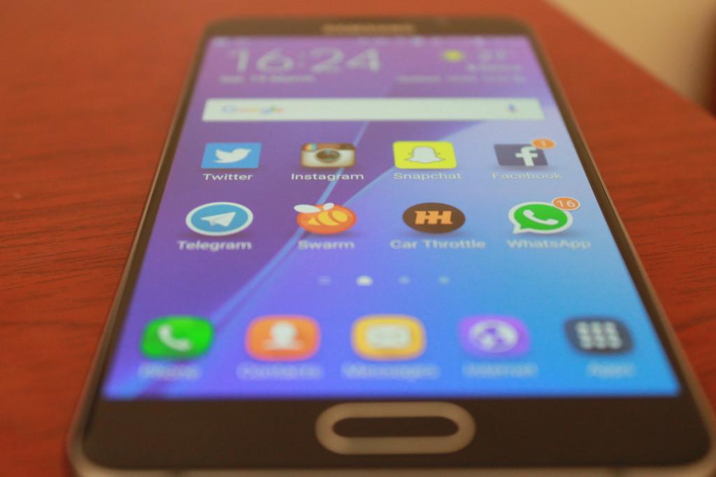Opiniones de Samsung Galaxy A5 2016 3