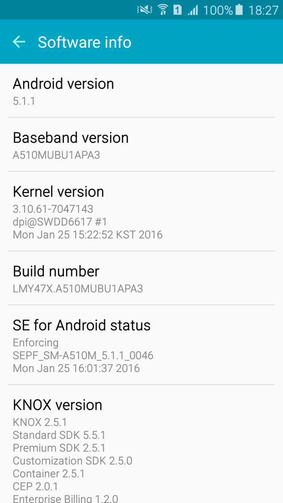 Opiniones de Samsung Galaxy A5 2016 9